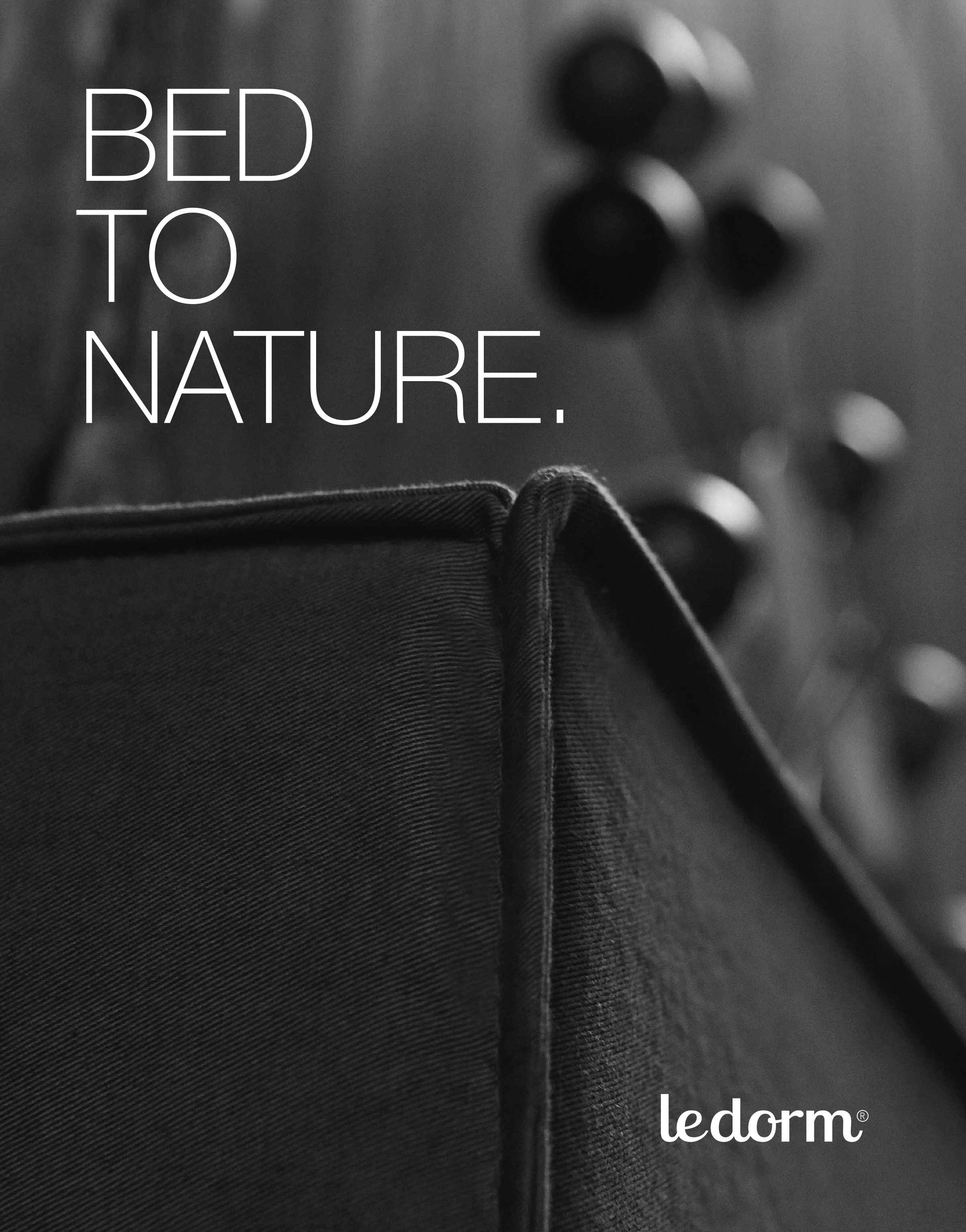 Bed to Nature : LeDorm